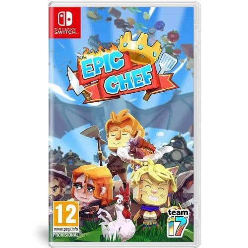 Epic Chef Nintendo Switch Game